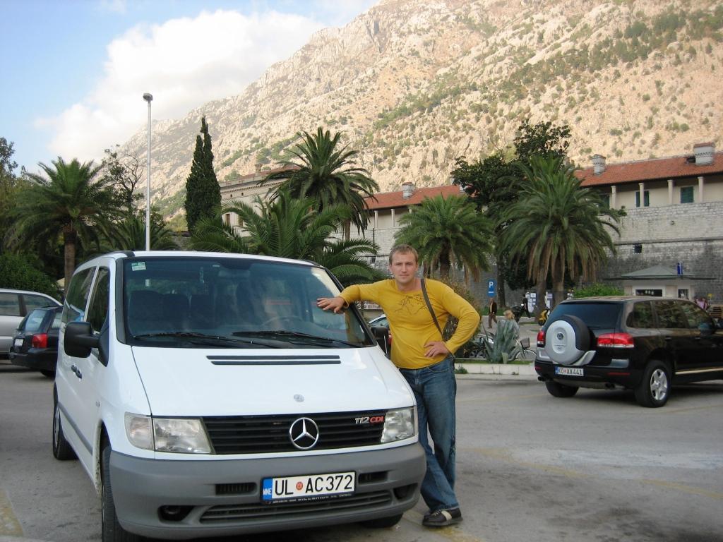 Mercedes VITO 2002 - Vozila - Crna Gora